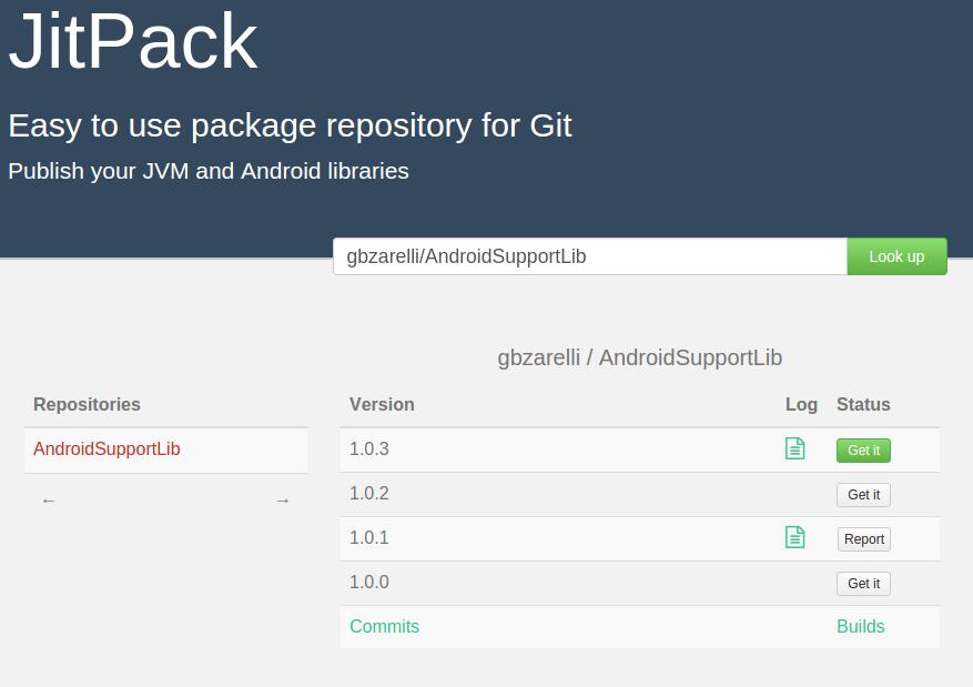 Android, GitHub, Maven, JitPack – Disponibilizando uma biblioteca